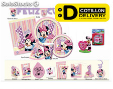 Minnie mi primer añito pack