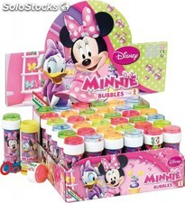 Minnie Mouse. Bote de pompas / burbujas 60 ml.