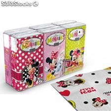 Minnie Mouse Gewebe Package (Pack 6)