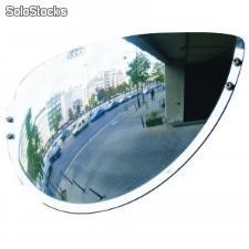 Miroir de circulation sortie de parking - 600x100x300
