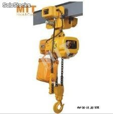 Mit Electric Chain Hoist 5t with Electric Trolley 2 Chain Falls (hhbd05-02)
