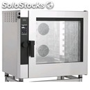 Mixed convection oven/steamer headed for gastronomy and pastry-mod. ete7-touch