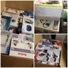 Mixed lot of electrical appliances - tested and working