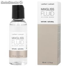 Mixgliss based lubricante base silicona natural 50ML