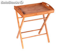 Mk Bamboo budapest - Bed Tray with Stand 50x35cm