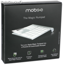 Mobee Magic Numpad para Apple Magic Trackpad