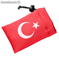 Mobile Phone Case Cleaner , Turkey Red