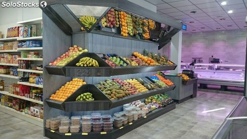 Mobiliario para fruter as for Muebles de fruteria