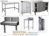 Mobilier inox professionnel