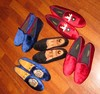 Mocassin slippers - Photo 5