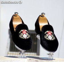 Mocassin slippers