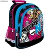 Mochila 3 Departamentos Monster High Fright""""