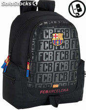 Mochila Adaptable Barcelona Black