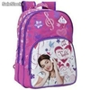 Mochila Adaptable Violetta Disney