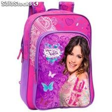 Mochila Adaptable Violetta Disney Love