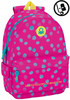 Mochila Benetton Dots Adaptable