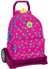 Mochila Benetton Dots con Carro Evolution