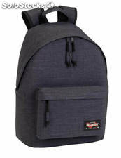 Mochila Blackfit8 Black Porta iPad y PC