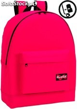 Mochila Blackfit8 Fuchsia Adaptable