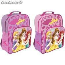 Mochila c/asa, disney -princess - colores surtidos - disney - princess -