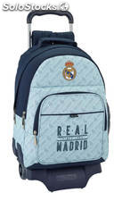 Mochila +carro 905 real madrid corporati