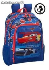 Mochila Cars 3 Adaptable