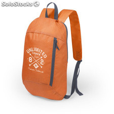 Mochila decath color: naranja