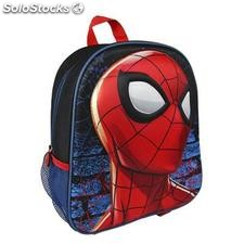 Mochila Escolar 3D Spiderman 057