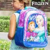 Mochila escolar brillante frozen