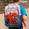 Mochila escolar spiderman