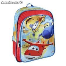 Mochila Escolar Super Wings 364