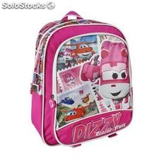 Mochila Escolar Super Wings 371