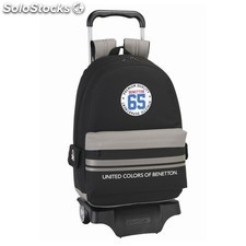 "Mochila gde. c/ruedas benetton ""athletic"