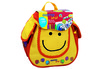Mochila giotto be-be super color pack rotuladores+ ceras +cuadernos