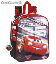 Mochila guarderia adaptable carro cars 3 safta 611709232