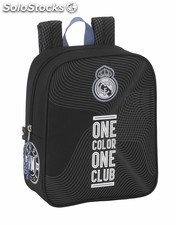 "Mochila guarderia real madrid ""black"""