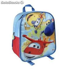 Mochila Infantil Super Wings 272