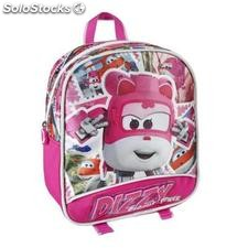 Mochila Infantil Super Wings 289