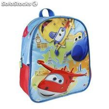 Mochila Infantil Super Wings 302
