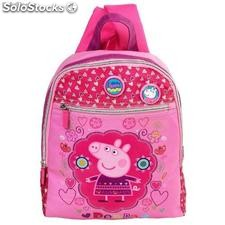 Mochila Junior Peppa Pig Tobogan