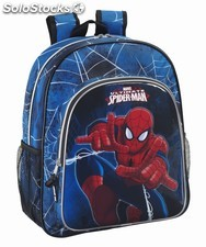 "Mochila junior spiderman ""GO spidey!"""