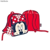 Mochila Mediana Minnie Mouse (Topos)