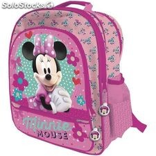 Mochila Minnie Disney adaptable 41cm