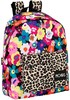 Mochila Moos Animal Flower grande