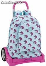 Mochila Moos Unicorn con Carro Evolution