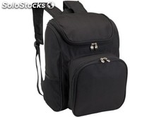 "Mochila picnic ""outside"", negro"