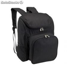 "Mochila Picnic ""Outside"",negro"