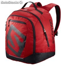 Mochila portabotas salomon original gear backpack rojo