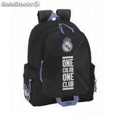 Mochila Real Madrid Doble Grande Adap.Carro