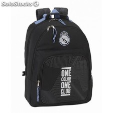 Mochila Real Madrid Doble Grande Adp.Carro